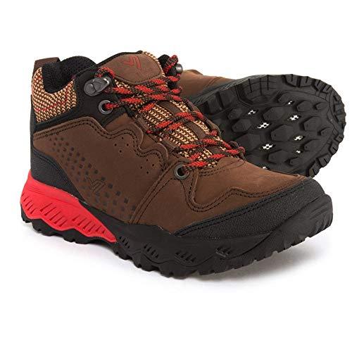 交響曲乗って継承(バイオニック) Vionic レディース ランニング?ウォーキング シューズ?靴 Everett Mid Walking Shoes - Nubuck [並行輸入品]