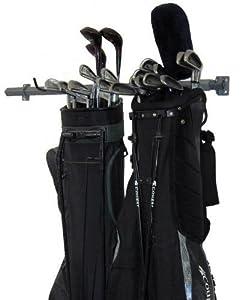 Small Golf Bag Trunk Organizer Rack from Monkey Bar
