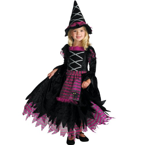 Disguise Fairytale Witch Toddler Costume - Toddler Medium