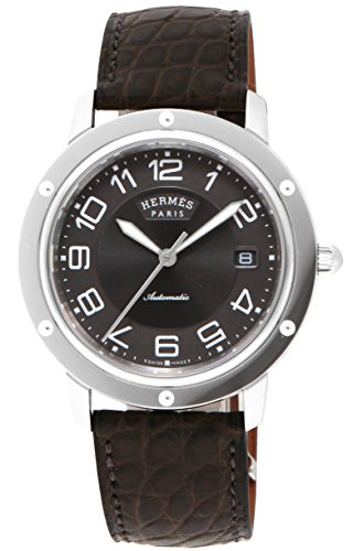 hermes-clipper-gray-dial-alligator-leather-belt-automatic-winding-cp2810230mha-men-watch