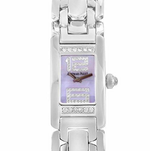 Audemars Piguet Audemars Piguet analog-quartz womens Watch 67361BC.ZZ.1180BC.05 (Certified Pre-owned)