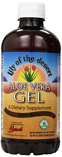 Lily Of The Desert Aloe Vera Gel, 32 Oz Pack of 2