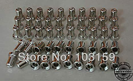 LGK-40 Plasma Cutting Machine 100X Plasma Cutter Consumables Draper For CUT-40
