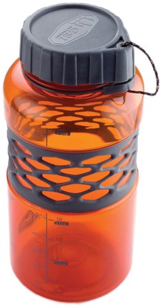 GSI Outdoors Infinity DuKJug BPA-Free Backcountry Polypropylene Water Bottle (1-Liter)