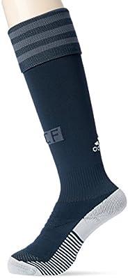 2018-2019 Real Madrid Adidas Away Socks (Grey)