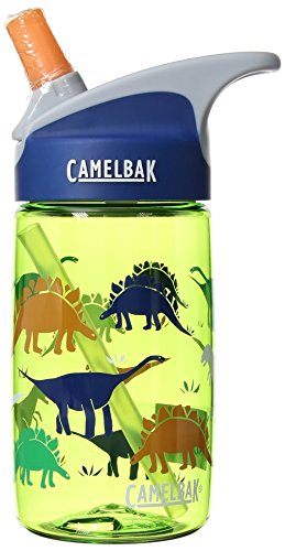 CamelBak eddy Kids Bottle, Dinorama, .4 L