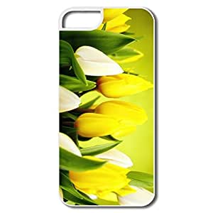 Generic Spring Flowers Case For IPhone 5/5s