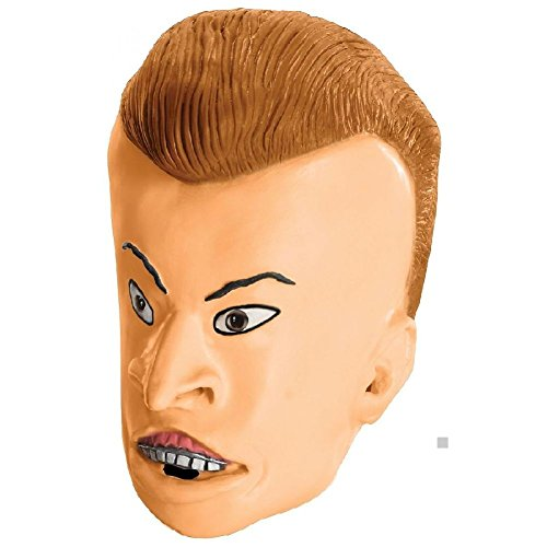 Beavis And Butthead Costumes For Girls (Beavis & Butthead Mask Costume Mask Adult Beavis & Butthead Halloween)