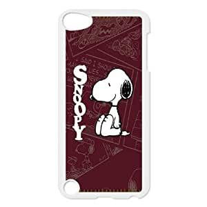 Best Phone case At MengHaiXin Store Snoopy Pattern 156 FOR Ipod Touch 5