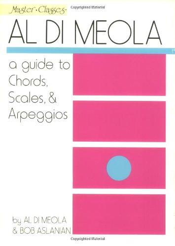 - Al Di Meola - A Guide to Chords, Scales & Arpeggios