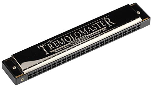 - Icegrey 24 Holes C Tone Harmonica Beginner Harmonica For Kid and Adult bright white