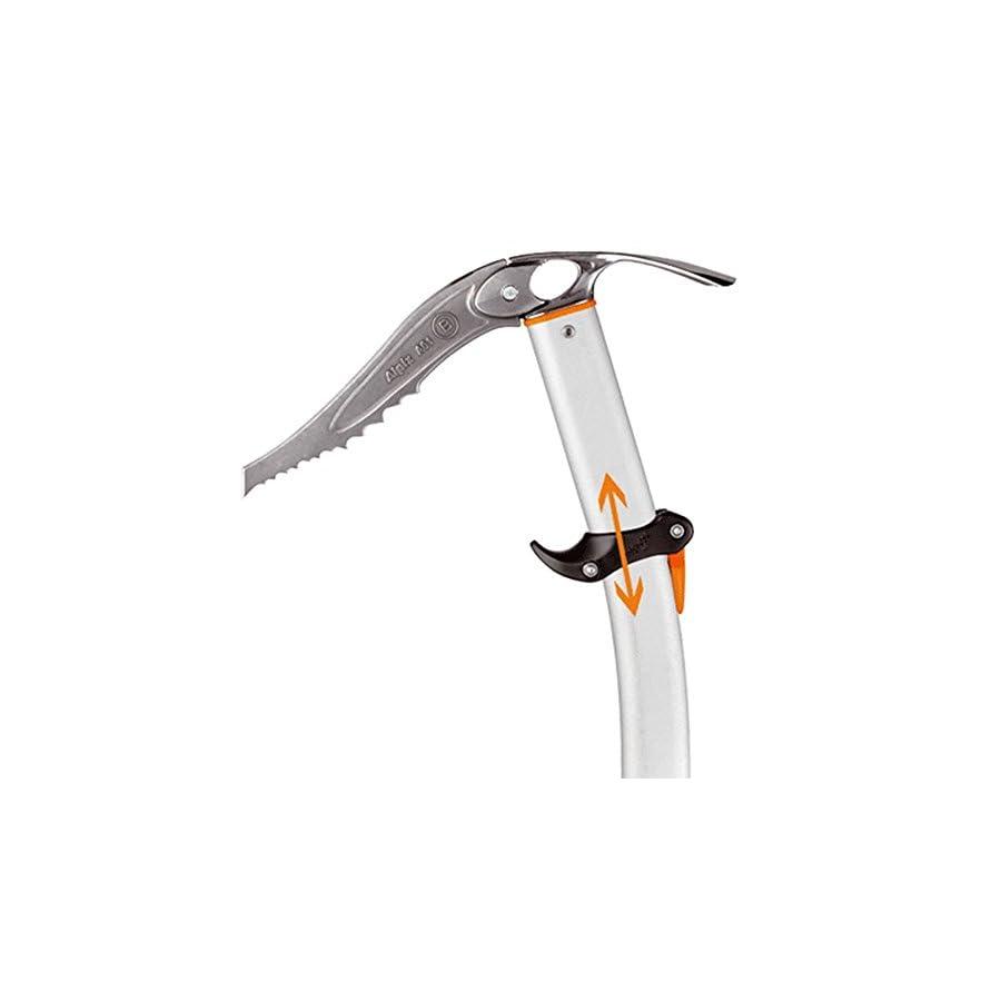 PETZL SUM'TEC, Lightweight Ice Axe for Technical Mountaineering