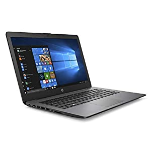 2019 HP Stream Laptop 14inch, Intel Celeron N4000, Intel UHD Graphics 600, 4GB SDRAM, 32GB SSD, HDMI, Win10, 14-cb164wm…
