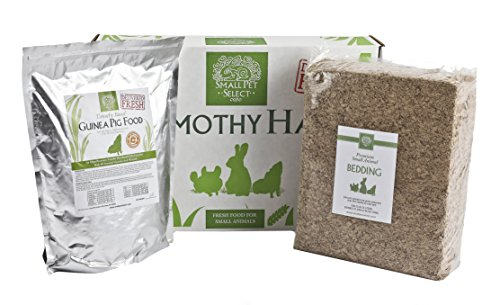 Small Pet Select Deluxe Combo Pack: Timothy Hay (5 lb.), ...