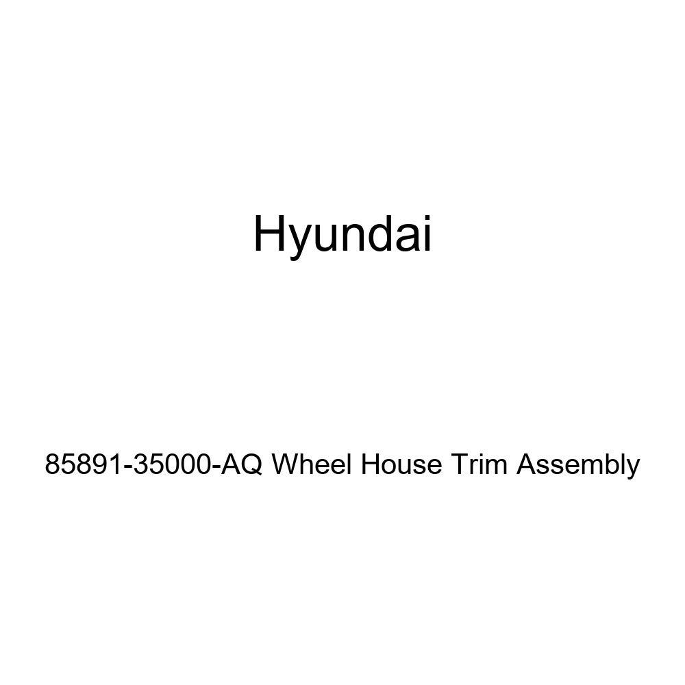 Genuine Hyundai 85891-35000-AQ Wheel House Trim Assembly