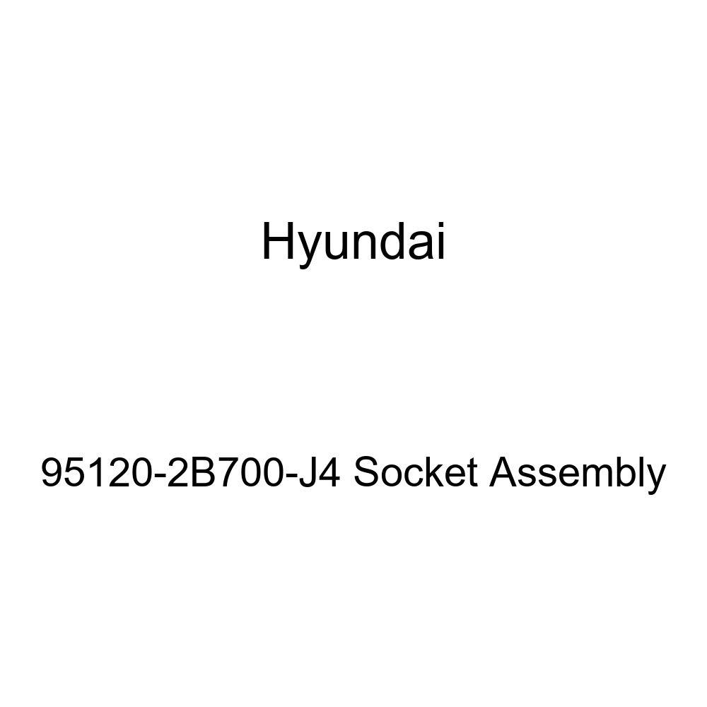 Genuine Hyundai 95120-2B700-J4 Socket Assembly