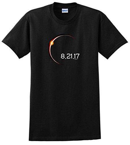 Solar Eclipse Sunglasses Solar Eclipse 2017 Solar Eclipse Viewing T-Shirt XL ()