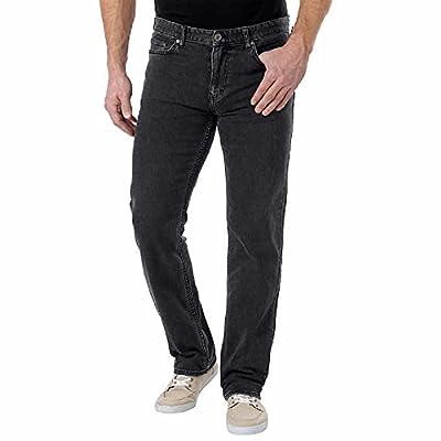 Calvin Klein Men's Straight Fit Denim Jeans