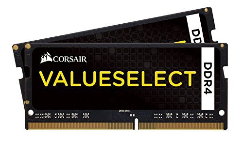 Corsair 8GB Module DDR4 2133MHz Unbuffered CL15 SODIMM 8 DDR4 2133