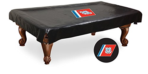 Coast Guard Military Pool Table Cover-8 by HBS