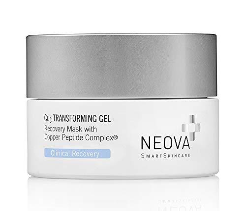 Neova Cu3 Transforming Gel Recovery Mask with Copper Peptide Complex, 1.7 oz. (Neova Copper Peptide)