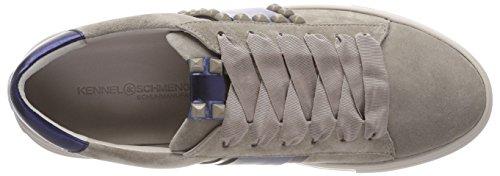 Kennel und Schmenger Women's Big Trainers Beige (Ombra/Blau/Ocean Sohle Creme 264) 4qBZQX9Oe