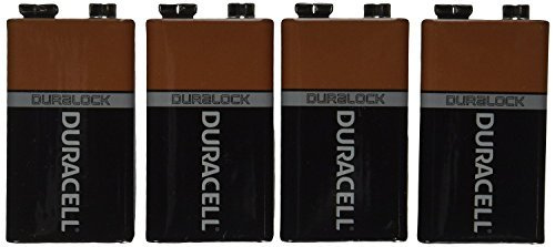 Duracell Coppertop 9v Batteries - Duracell Coppertop 9 Volt, 12 Pack
