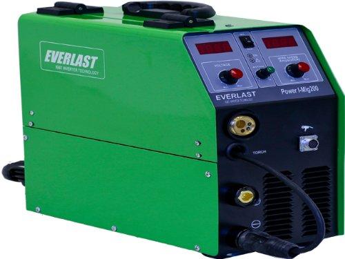 Everlast 200 AMP MIG STICK Inverter Welder 220V 110V 200A