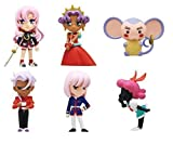 Kitan Club Revolutionary Girl Utena: Mascot Set