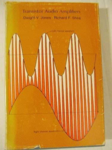 Transistor audio amplifiers