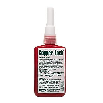 ComStar Copper Lock, No Heat Solder, 2 oz. Plastic Container: Industrial & Scientific