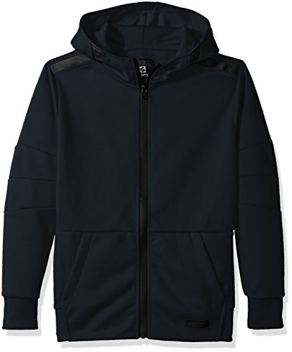Zipper Hooded Fleece - 9