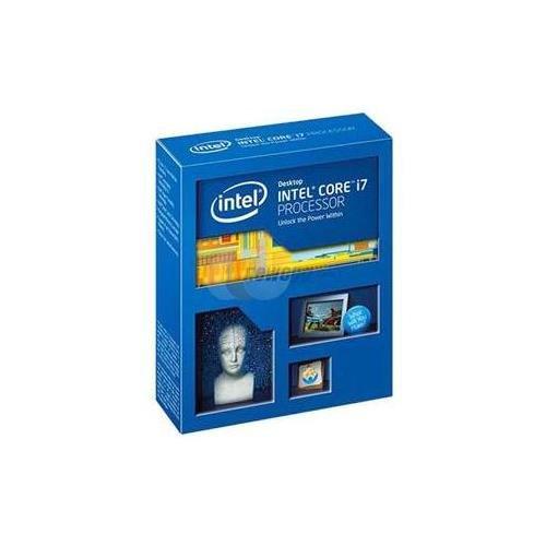 Intel BX80633I74930K Core i7-4930K Processor 3.4GHz 0GT/s 12MB LGA 2011 CPU Retail