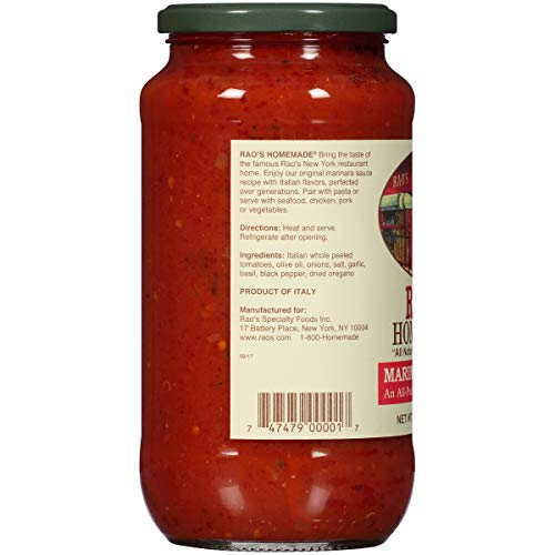 Buy organic tomato sauce