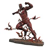 DIAMOND SELECT Toys OCT182228 Select Toys DC Gallery: Dark Nights Metal: Red Death PVC Figure, Multicolor