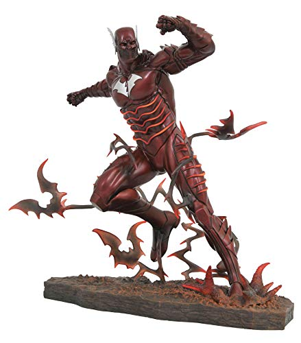 DIAMOND SELECT TOYS DC Gallery: Dark Nights Metal: Red Death PVC Figure -