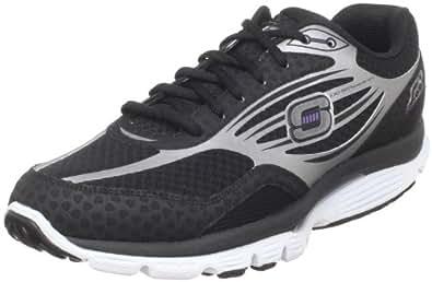 Skechers Sport Women's ProSpeed Fashion Sneaker,Black/Silver,5 M US