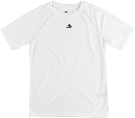 adidas 2996A Climalite Fitness Logo Tee