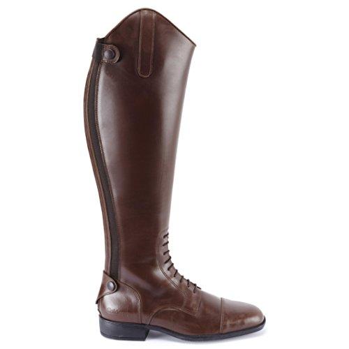 Caldene Donna / Donna Ashford Stivali Da Equitazione Lunghi Marrone