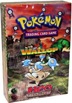 (Pokemon Trading Card Game Neo Discovery Theme Deck)