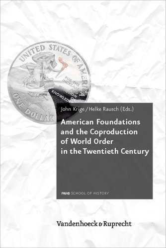 Read Online By John Krige - American Foundations and the Coproduction of World Order in the T (Bilingual) (2012-06-30) [Hardcover] pdf epub