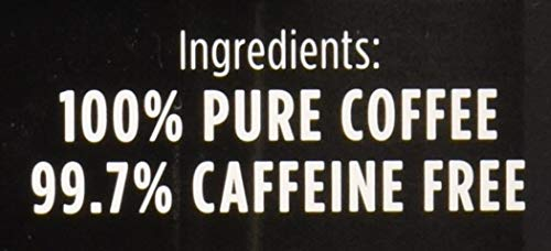 Chock Full O Nuts Decaffeinated Coffee, 33.9 Ounce