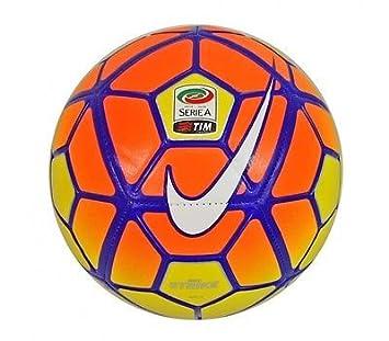 Nike Skills Serie A - Balón Unisex, Color Amarillo/Naranja/Morado ...