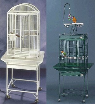 (Avian Adventures Nina Bird Cage - 20