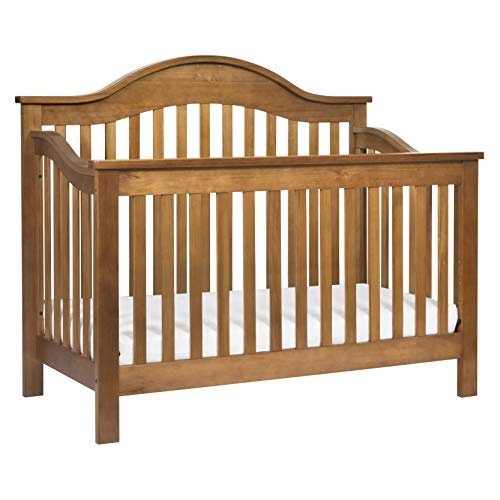 (DaVinci Jayden 4-in-1 Convertible Crib, Chestnut)