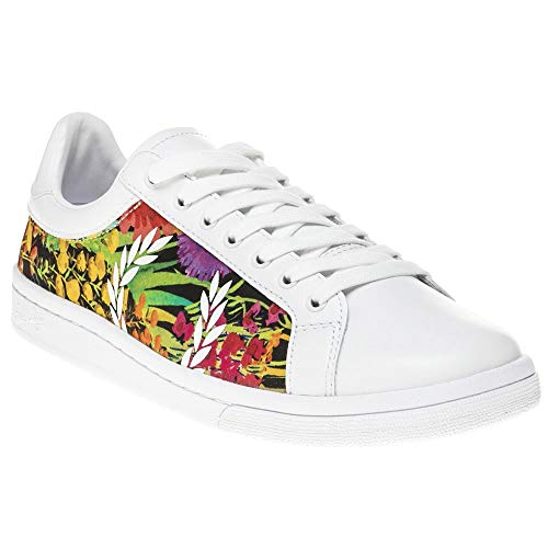 Fred Blanco Zapatillas Liberty Perry Mujer Print 1cZxBApw1q