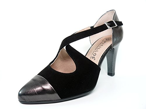 Black PITILLOS PITILLOS PITILLOS Court Court Black Shoes Women's Women's Shoes 6O1q4x