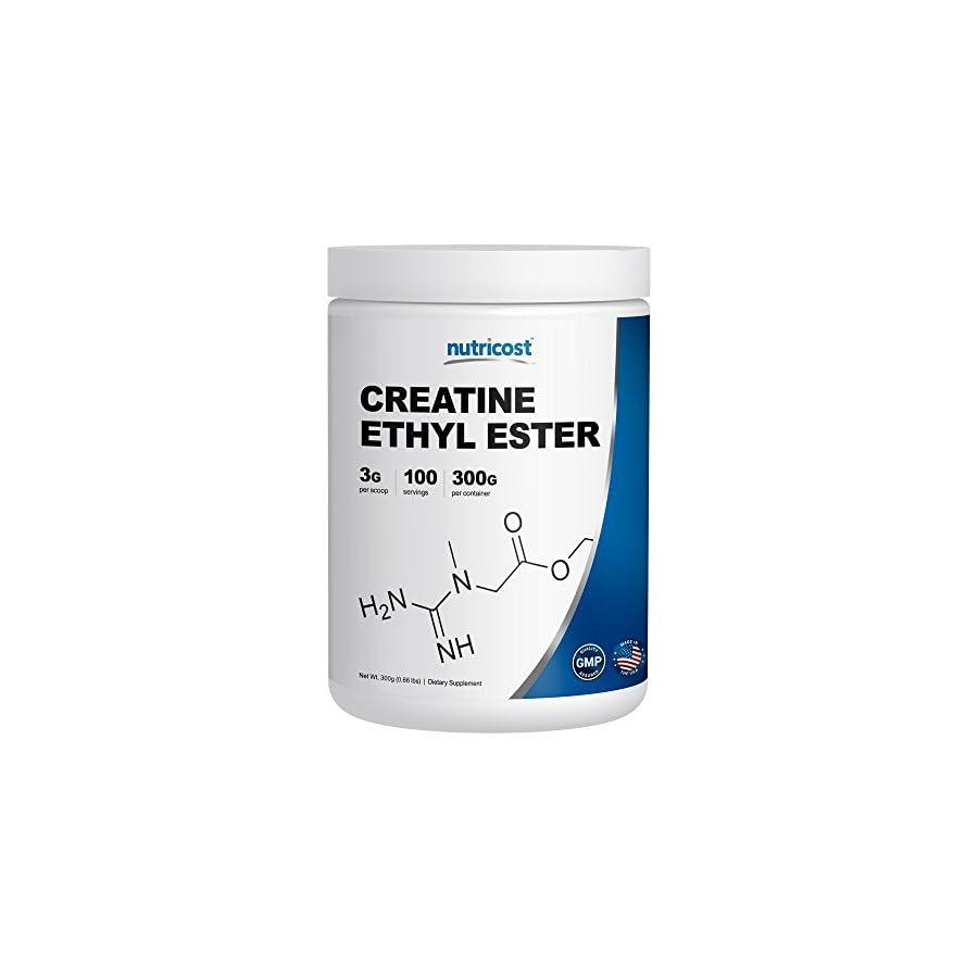 Creatine Ethyl Ester (CEE) Pure Creatine Ethyl Ester Rapid Absorption Creatine 3000mg Per Serving