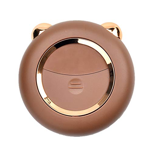 Makkalen Portable Mini Home USB Humidifier Purifier Atomizer Air Purifier Diffuser A Healthy Lifestyle Gadget and Great for Your ()