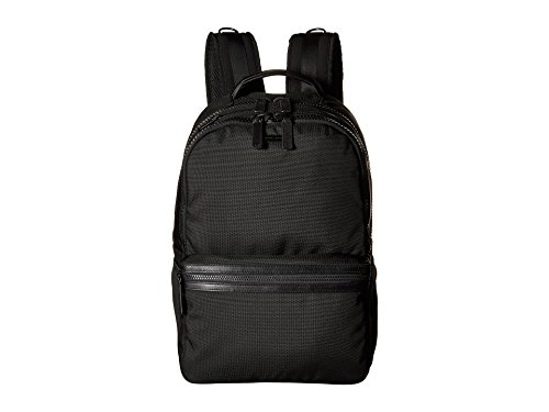 Michael Kors Parker Ballistic Nylon Backpack Black Backpack Bags by Michael Kors